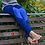 Thumbnail: ManyMonths Woollies Leggings with Knee Patches