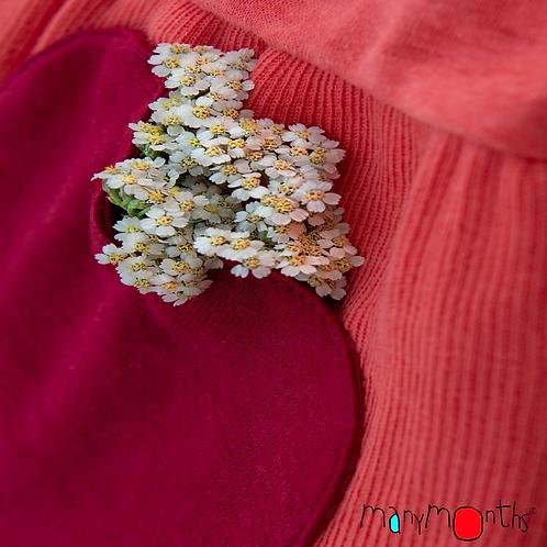 ManyMonths Woollies HeartPocket Skirt