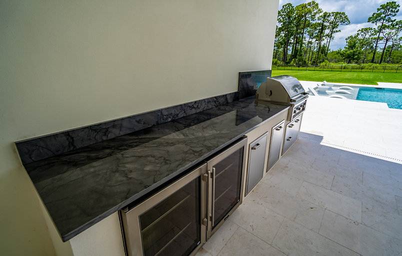 Outdoor Kitchen Delray