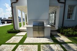 Palm Beach - Outdoor Kitchen