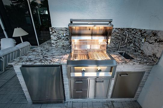 Outdoor Kitchen Boca Raton