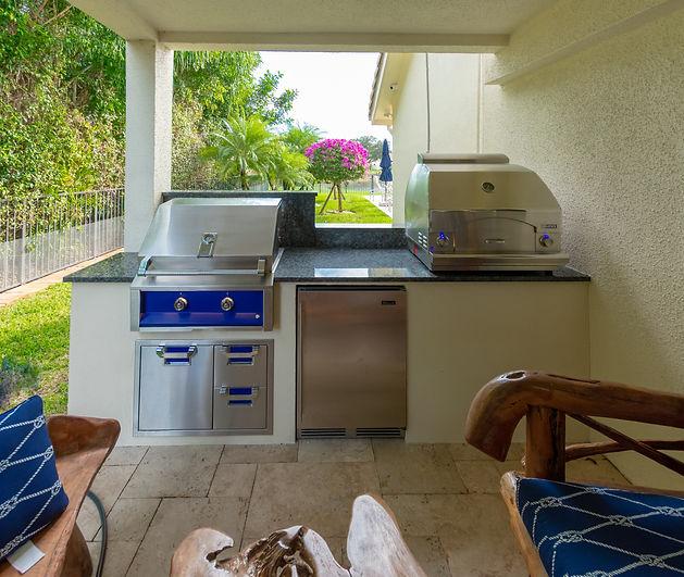 Port St. Lucie Outdoor Kitchen