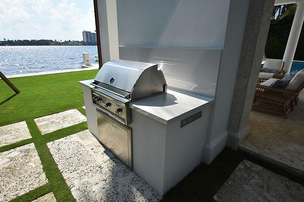 Outdoor Kitchen Palm Beach