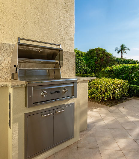 Palm Beach Garden Grill Cleaning