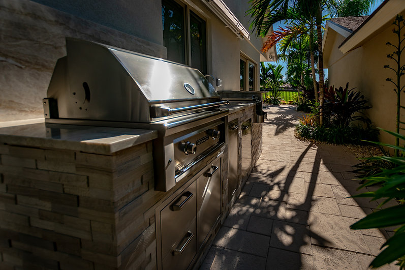 Tequesta Grill Cleaning