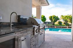 Ocean Ridge - Outdoor Kitchen