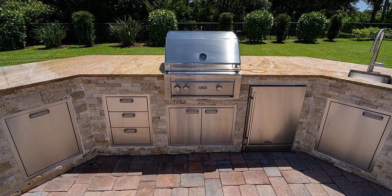 Jupiter Outdoor Kitchen