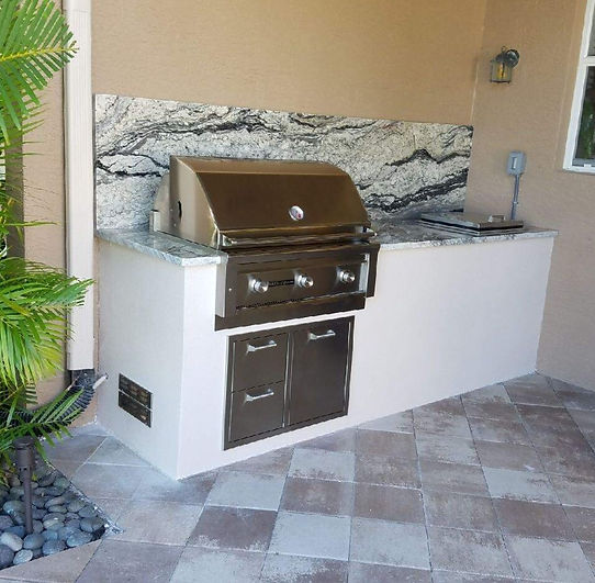 Jupiter Outdoor Appliances