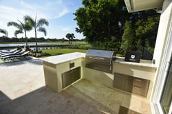 Palm Beach Gardens - Outdoor Kitchen