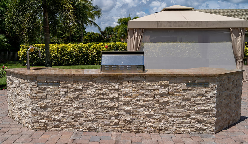 Outdoor Kitchen Jupiter