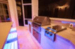 Delray Custom Outdoor Kitchen