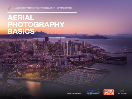 Basics to Aerial Photography by Toby Harriman