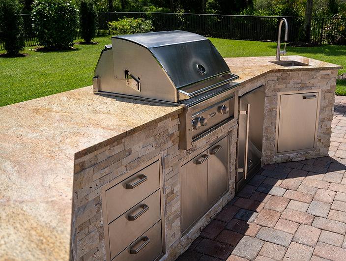 Tequesta Outdoor Kitchen