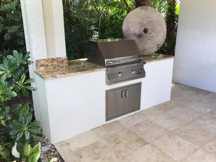 Port St. Lucie Outdoor Kitchen