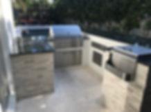 Outdoor Kitchen Delray