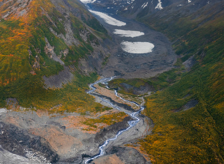 Why the Chugach Mountains are a Life-Changing Destination!