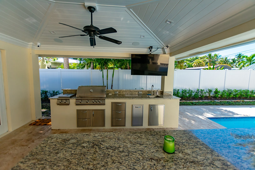 Outdoor Kitchen West Palm Beach
