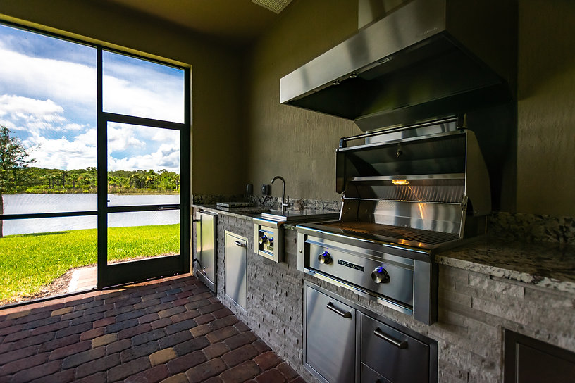 Grill Cleaning Boca Raton