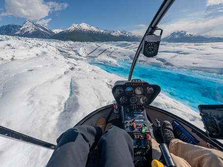 Why Helicopter Tours are a Perfect Alaska Adventure