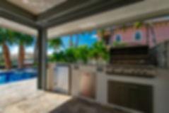 Custom Outdoor Kitchen Delray Beach