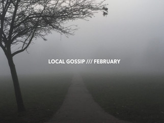 Local Gossip /// February (in March)