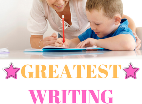 The 25 Greatest Writing Prompts you Need to Make Kids Love Writing Now