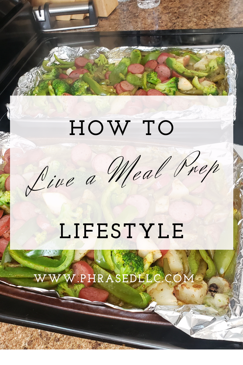 Live a Meal Prep Lifestyle and learn what meal prep is, how it can help you to lose and maintain your weight and tips to successfully live a meal prep lifestyle.