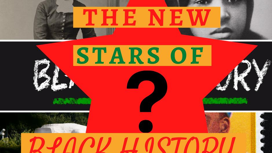 The New Stars of Black History Proj