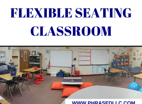 How to Have the Best School Year with a Flexible Seating Classroom