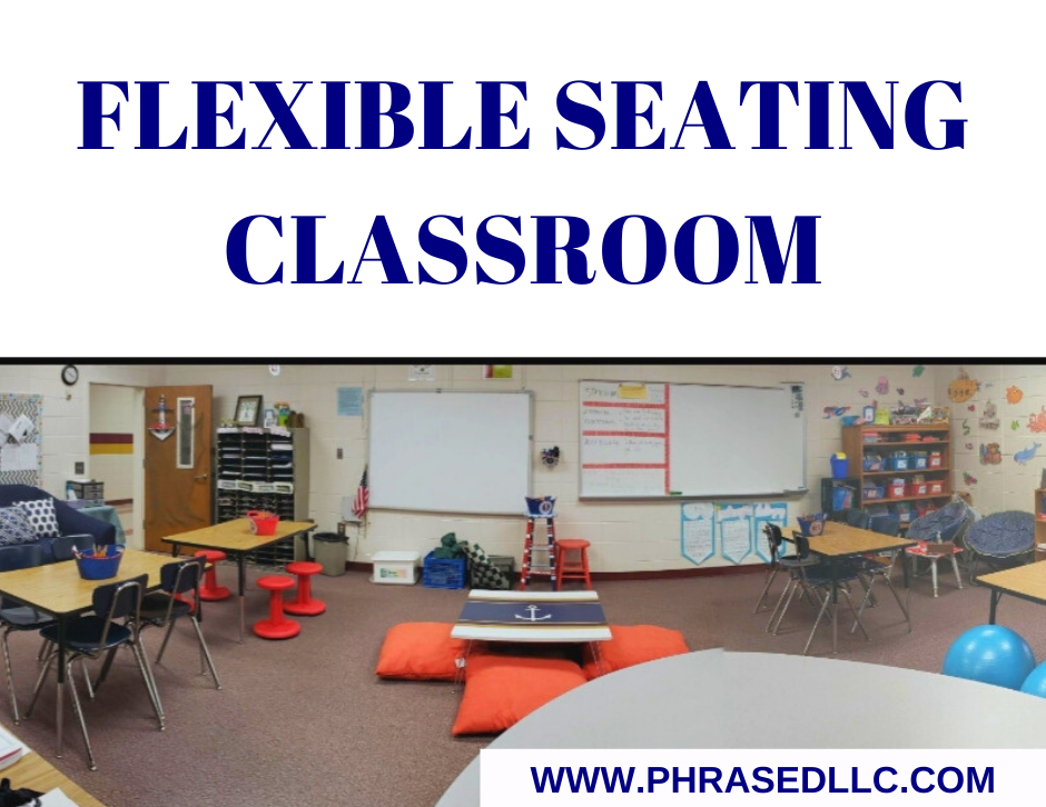 Flexible seating classroom, tips on the best ideas and flexible seating chairs to choose.