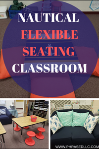 Flexible seating elementary classroom options to improve engagement and reduce off task behaviors
