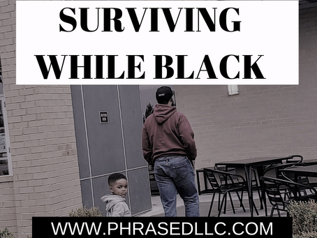 How to Survive: 20+ Things Blacks Must Do