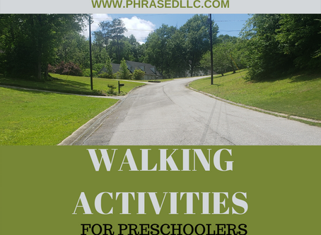 The 11 Best Walking Activities for Preschoolers You Need to Do Now