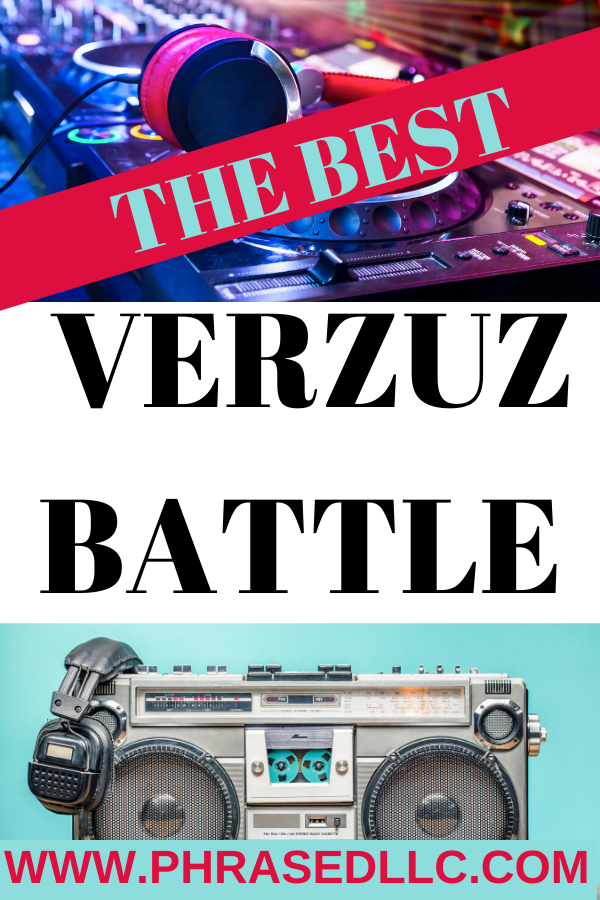 The Beenie Man versus Bounty Killer Verzuz Battle was the best there has been and the best there will be.