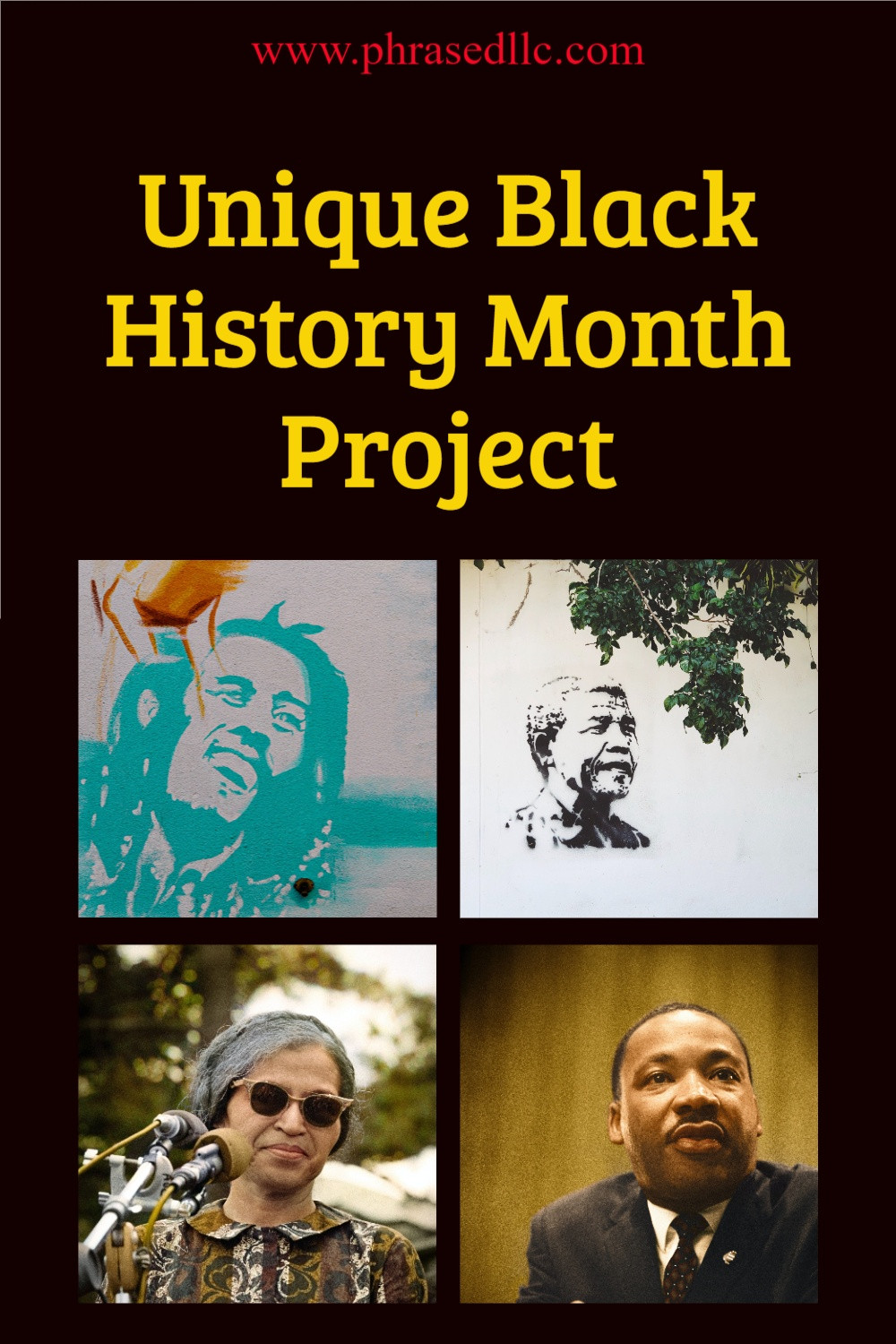 Are you in need of a unique black history lesson for kids? One that will teach them about not only the origins, but the future of black history? Then look no more.