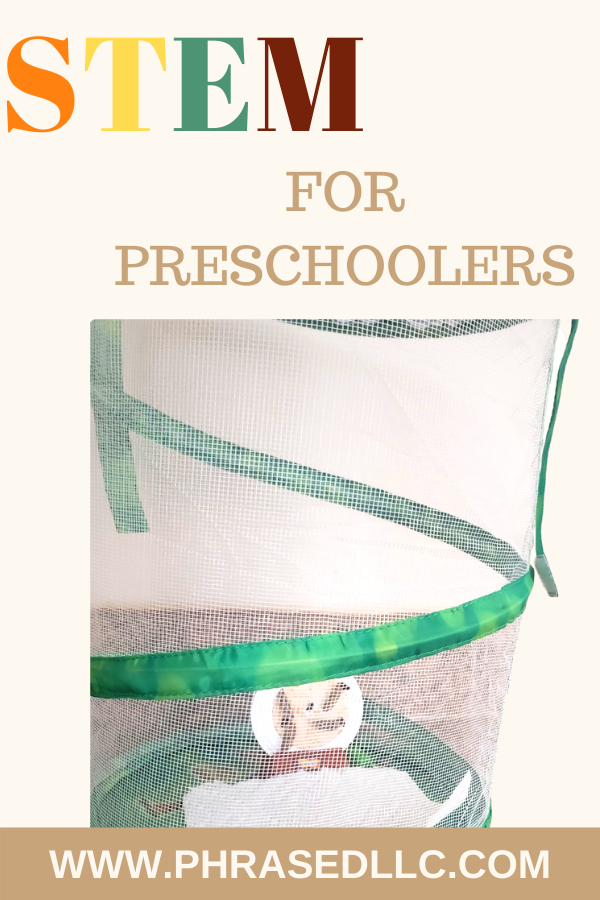 Why STEM for preschoolers is a must and ideas of easy STEM activities for preschoolers
