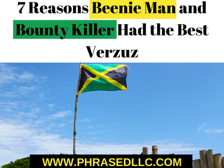 7 Reasons Beenie Man and Bounty Killer Had the Best Verzuz