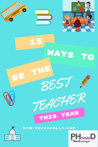 Best teacher advice with quotes for new and first year teachers. Tips on handling classroom management, how to manage stress from responsibilities and students in elementary, middle school and high school.