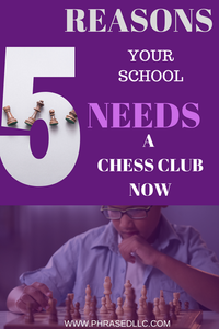 Unfamiliar with a chess club? Need a chess club description? Want to start your own chess club? Get ideas for a chess club for kids and learn how to start a chess club and all about how it can positively impact the students at your school.