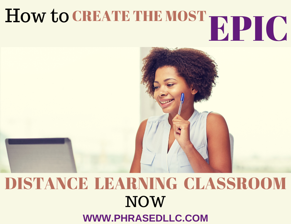 Tips and advice from parents and teacher on how to create the most epic distance learning classroom