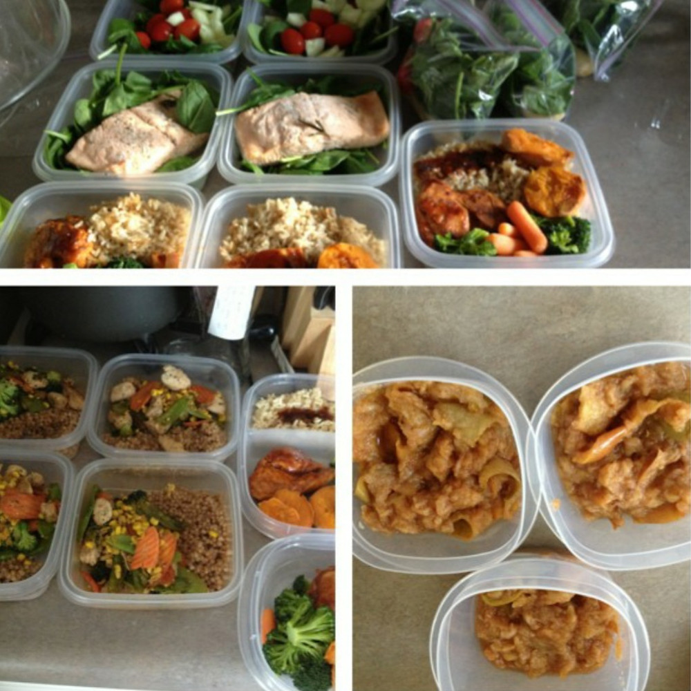 You can live a meal prep lifestyle with healthy, delicious foods.
