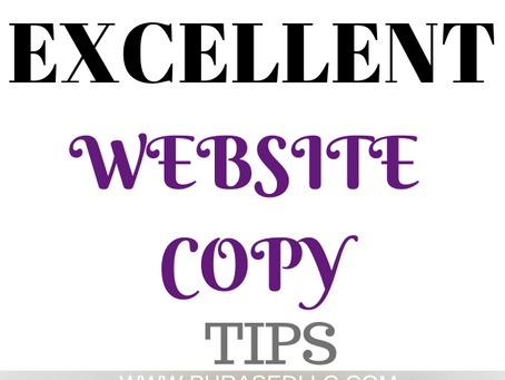 5 Tips You Need to Write Excellent Website Copy