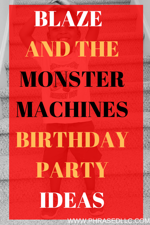 Blaze and the Monster Machines birthday ideas and tips to help you pick the perfect cake, decorations, invitations, goodie bags and food to wow your guest and the birthday boy or girl.