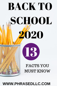 There is so much confusion about Back to School 2020. Here are the facts you must know.