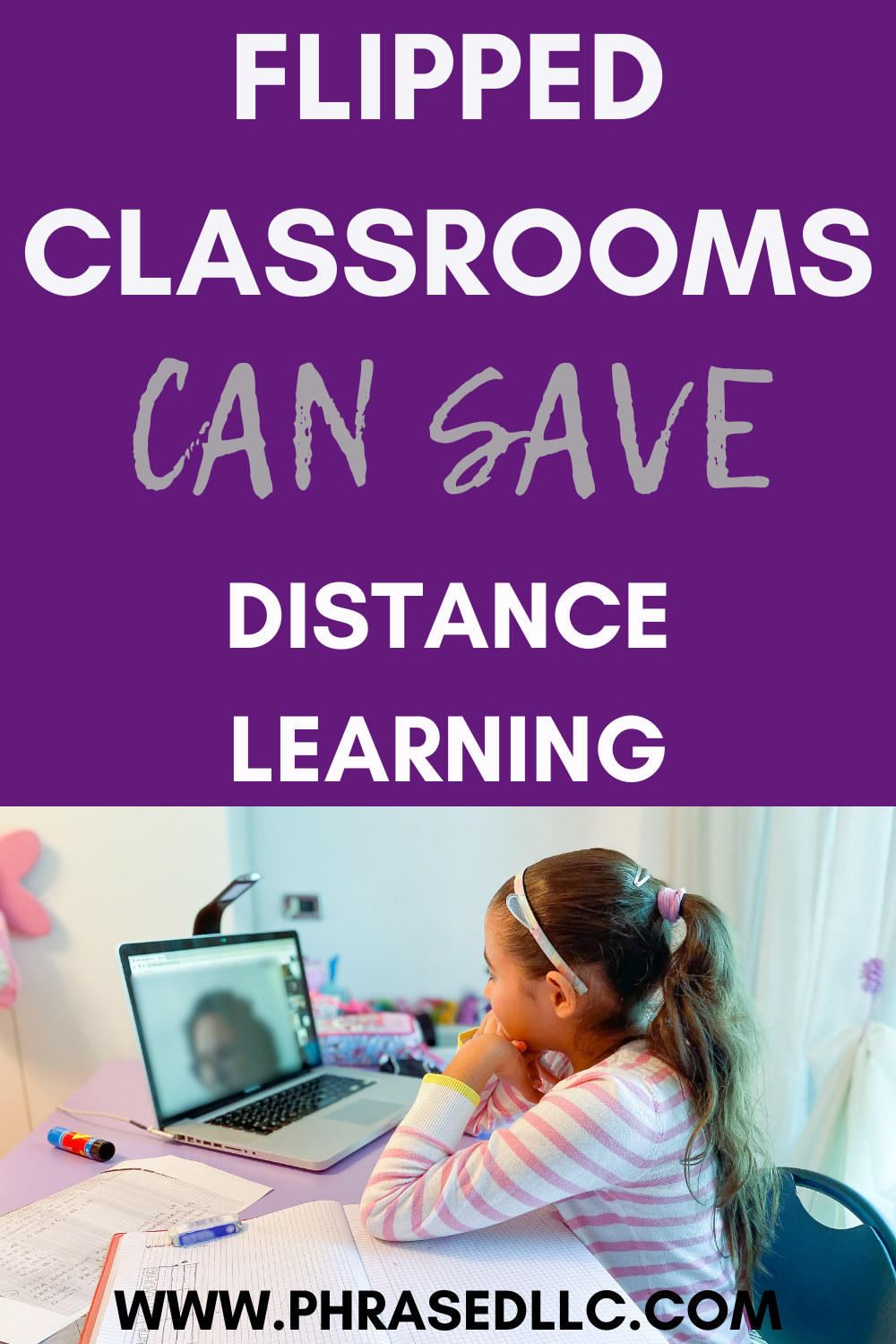 Flipped classrooms are the answer to distance learning. Take your instructional time back and give students the same group and differentiation they so desperately need.