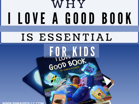 Why I Love a Good Book is Essential for Every Young Child's Bookshelf