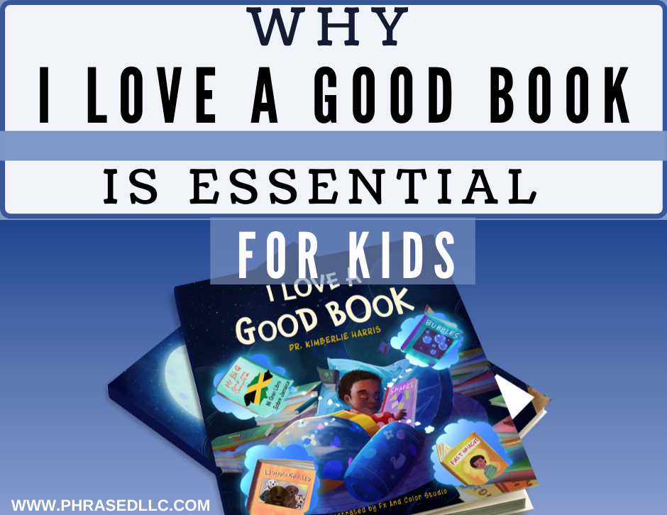 I Look a Good Book will inspire children to love books and reading. It is especially written for boys and young boys.