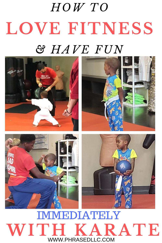 Katas, exercise and fun at OKS Macon
