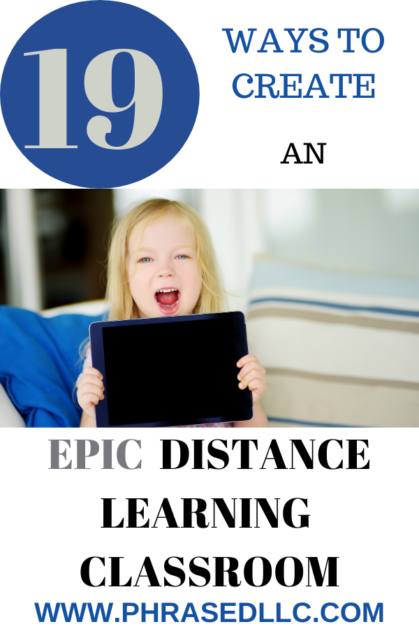 19 tips and advice on the advanatges and disadvantages of distance learning to help you create the most epic distance learning classroom.