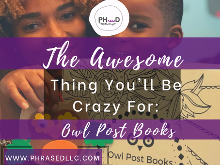 The Awesome Thing You Will be Crazy About: Owl Post Books Subscription